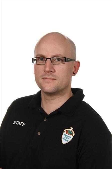 Mr Brickles - Extended Services Leader