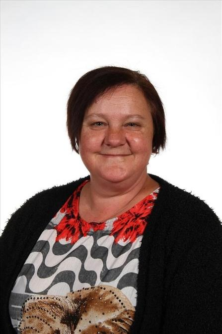 Mrs Robinson - Teaching Assistant and ASC Coordinator