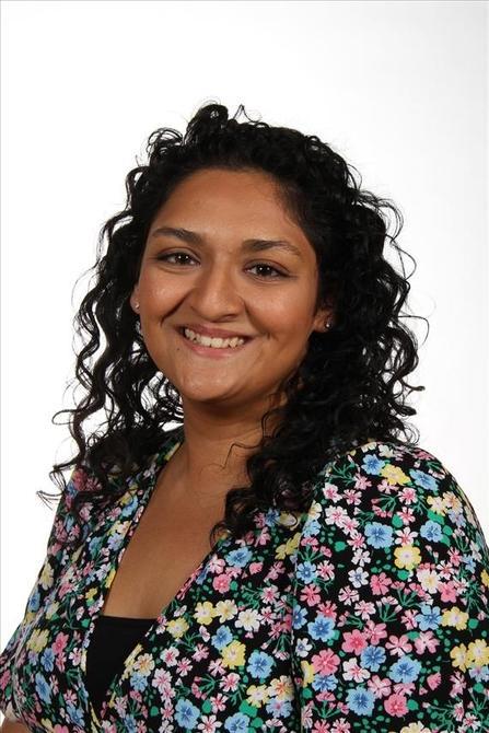 Miss Kansal - Teacher
