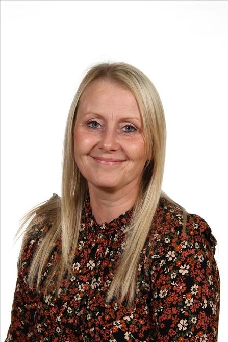 Mrs Elsom - Foundation Stage Key Worker and Personal Carer