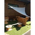 Sunny days on our outdoor pirate assault course.