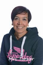 Mrs Turner - Nursery teacher