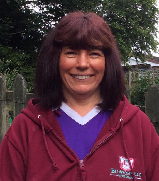 Mrs Rae - year 1 teacher
