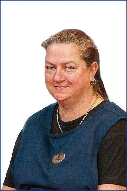 Mrs Malyan, School Cleaner