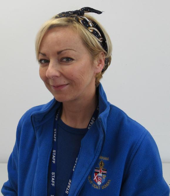 Mrs Grieve, Head Teacher/SENCo