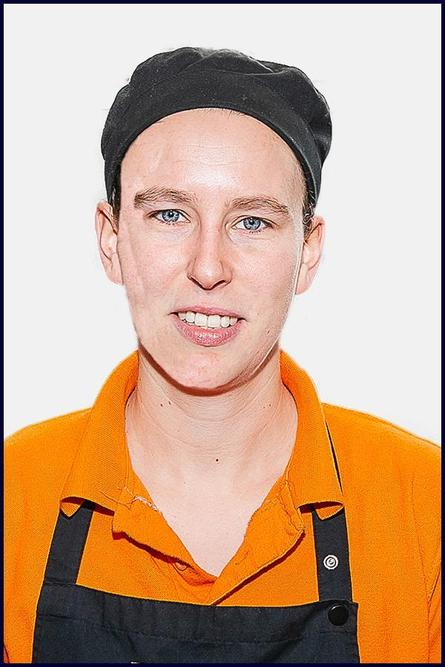 Miss Addison,  Kitchen Assistant