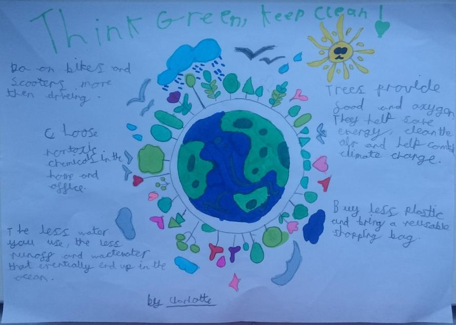 Charlotte (4HD) PSHE Climate Change