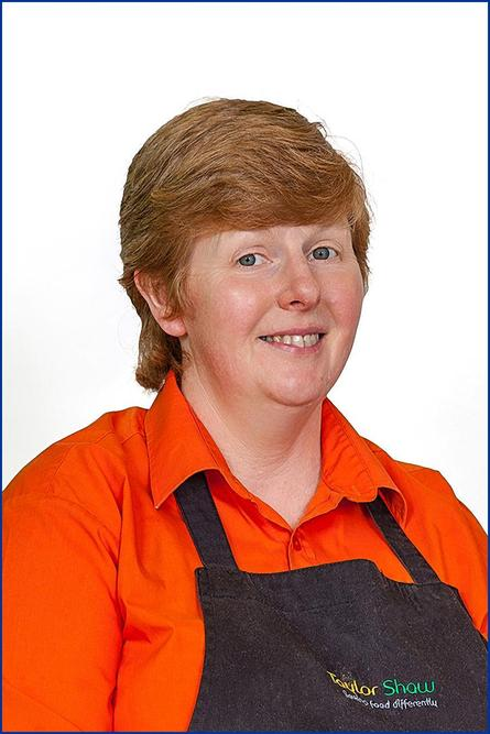 Mrs Mavin, School Cook