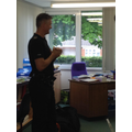 Finding out about careers in the police