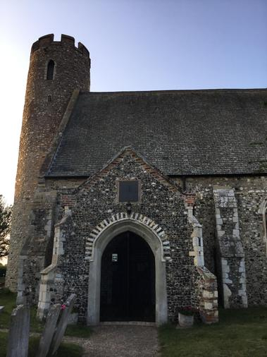St. Mary the Virgin Church in Blundeston