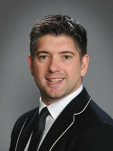 Mr. C. Easterbrook - Deputy Headteacher/Deputy Safeguarding Lead/Year 3 Teacher