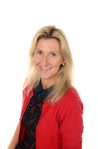 Mrs J Hunter P1 Teacher