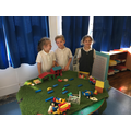 Our small world for Houses and buildings topic.