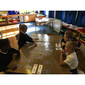 P3 playing Fish to improve memory skills