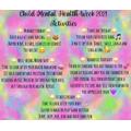 Mental Health Week Activities