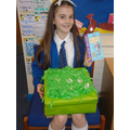 Our book box class winner