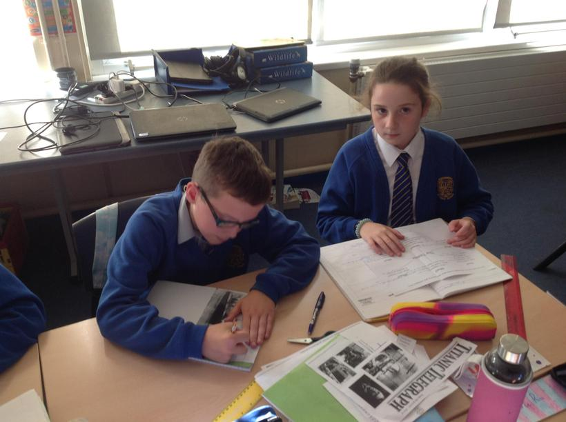 We had great fun working with different partners