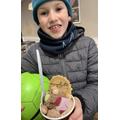 Ice-cream Treat