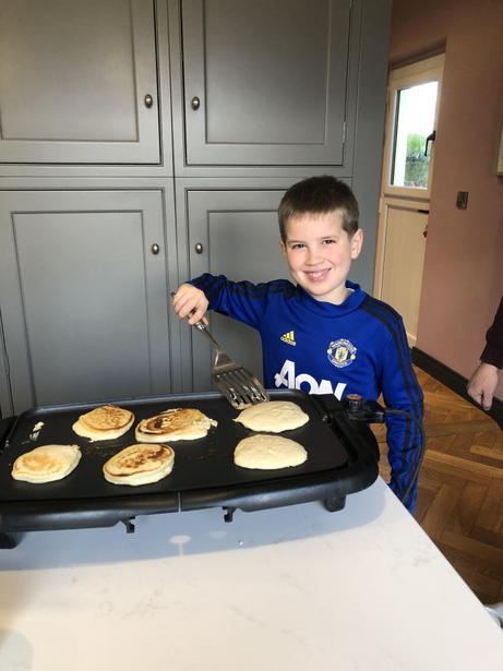 Perfect pancakes!