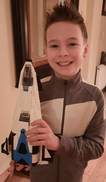 Amazing Lego creation!