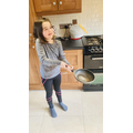Expert Pancake Flipping