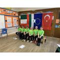 Class 3 presenters