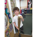 The Olympic Torch!!