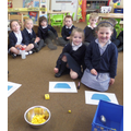 Counting objects in 2s and 10s