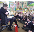 Can you spot the Makaton signs?
