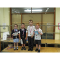 Reception children