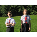 William and Jessica (Year 6)