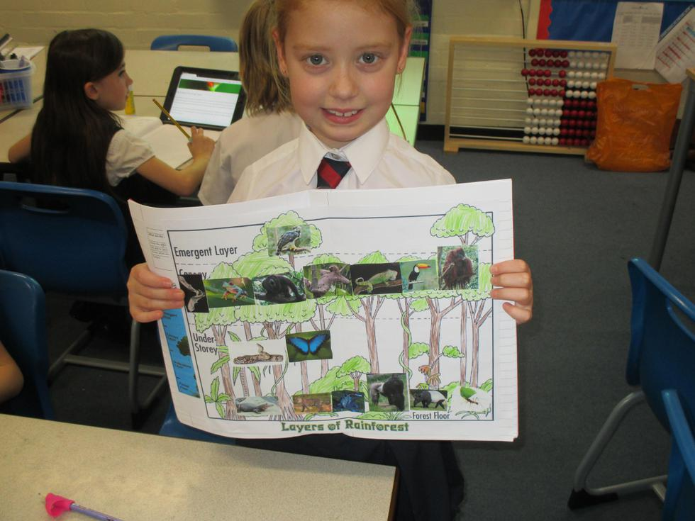 Lucy has produced some wonderful work!