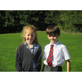 Sophie and Bobby (Year 4)