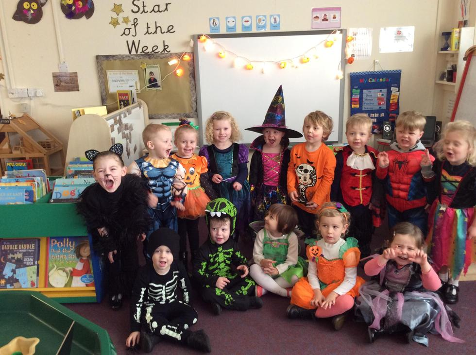 Spooky Party Day