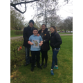 Family Orienteering Event