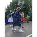 Lily: Principal's Award