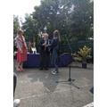 Lena: Sloan Award