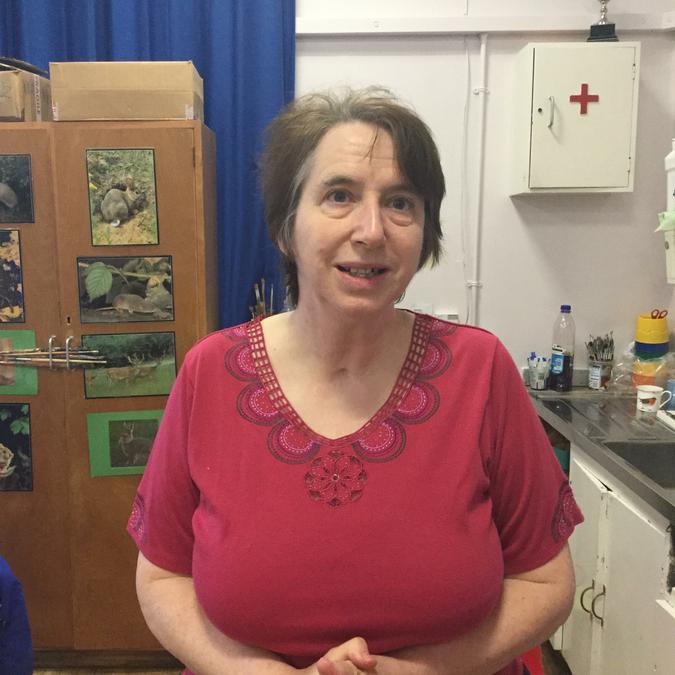 Mrs Thornhill- P4