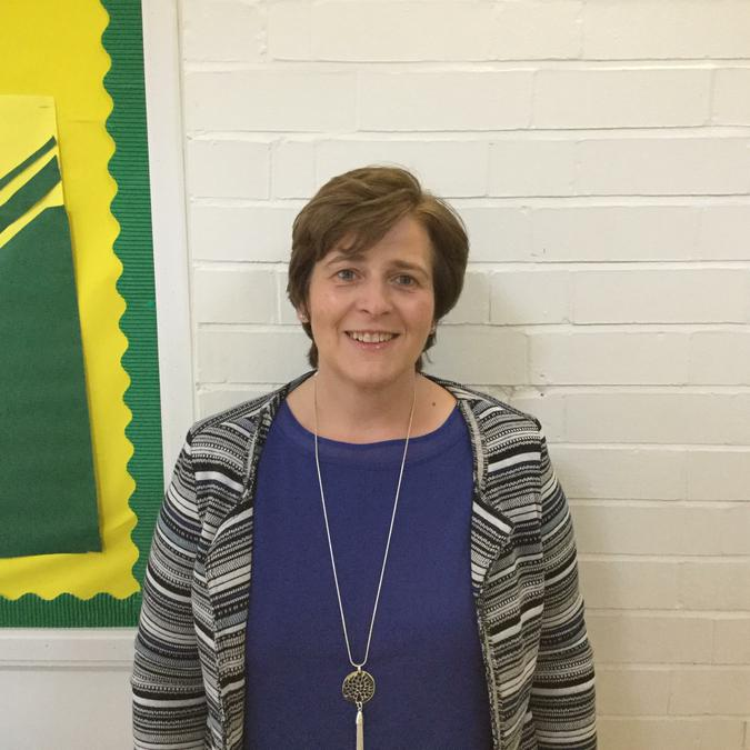 Mrs Thompson- Vice Principal and P3