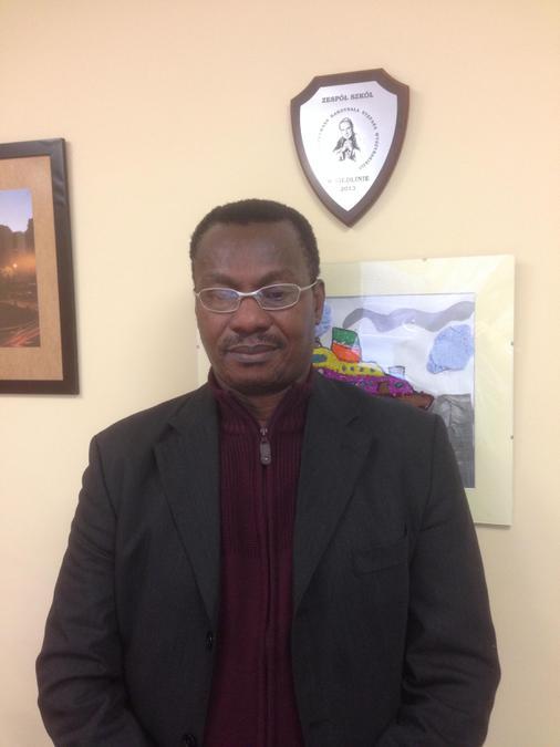 Mr Okoli - Parents' Representative