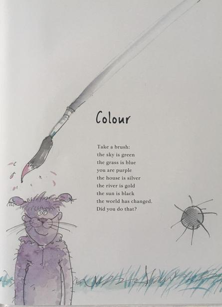 By Michael Rosen and illustrated by Babette Cole