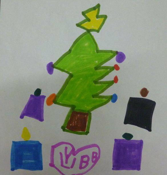 EYFS RUNNER-UPS - Libby