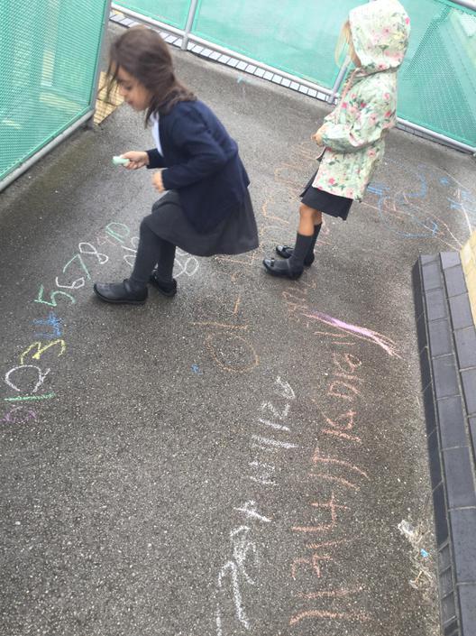 Outdoor numeracy