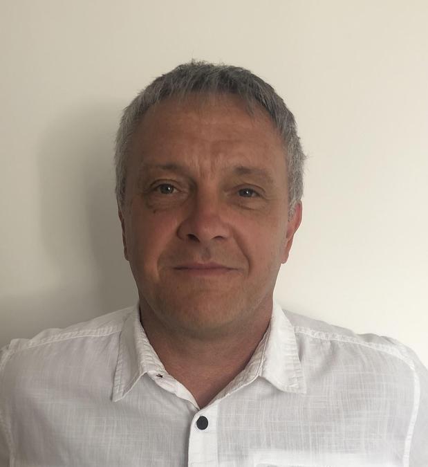 Mark Beamish Safeguarding Governor