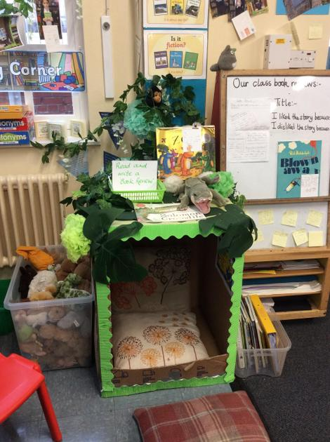 A reading zone in Y2