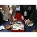 """""""Make do and mend"""" – Pupils learning about life in wartime Britain."""