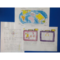 Y1: Journeys. Where have we travelled to?