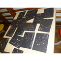 Making our star sign constellations