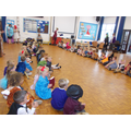 EYFS/LKS1 Fashion parade
