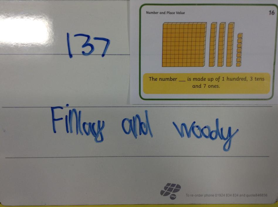 Place Value Problem Solving/Reasoning